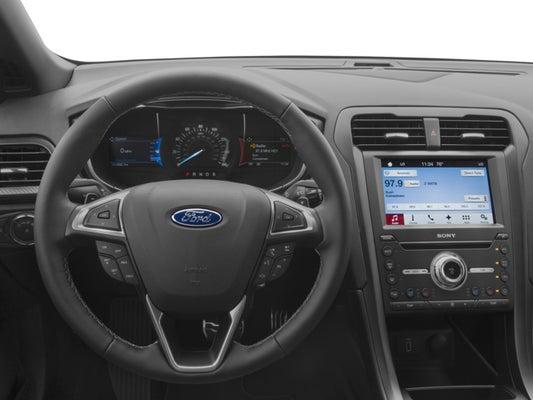 2017 Ford Fusion Sport In Chatsworth Ga