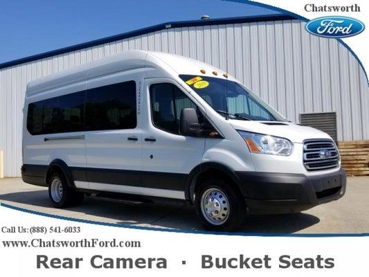 Ford Transit Wagon >> 2019 Ford Transit Wagon Xlt